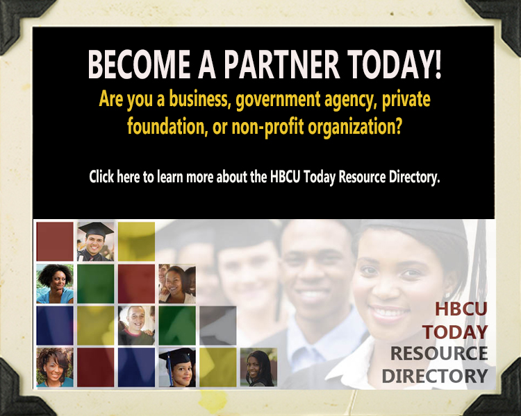 Click here to learn more about the HBCU Today Partner Directory